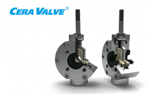WEAR AND CORROSION RESISTANT SLIDING DISC VALVES